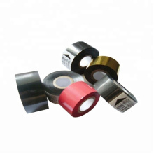 white black color  type date coding ribbon printing gold stamping foil