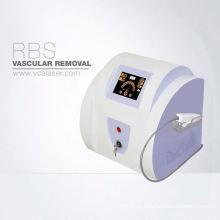 Heißester verkaufender beruflicher Badekurort, Klinik, Heimgebrauch des Schönheitssalons bewegliche vaskuläre Abbaumaschine