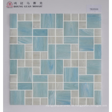 Glas Mosaik 48by48mm