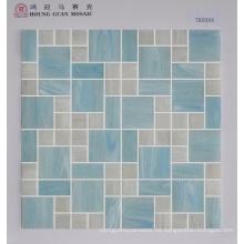 Mosaico de vidrio 48by48mm