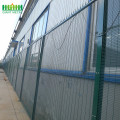 PVC Coated 358 High Security Fence Anti Climb