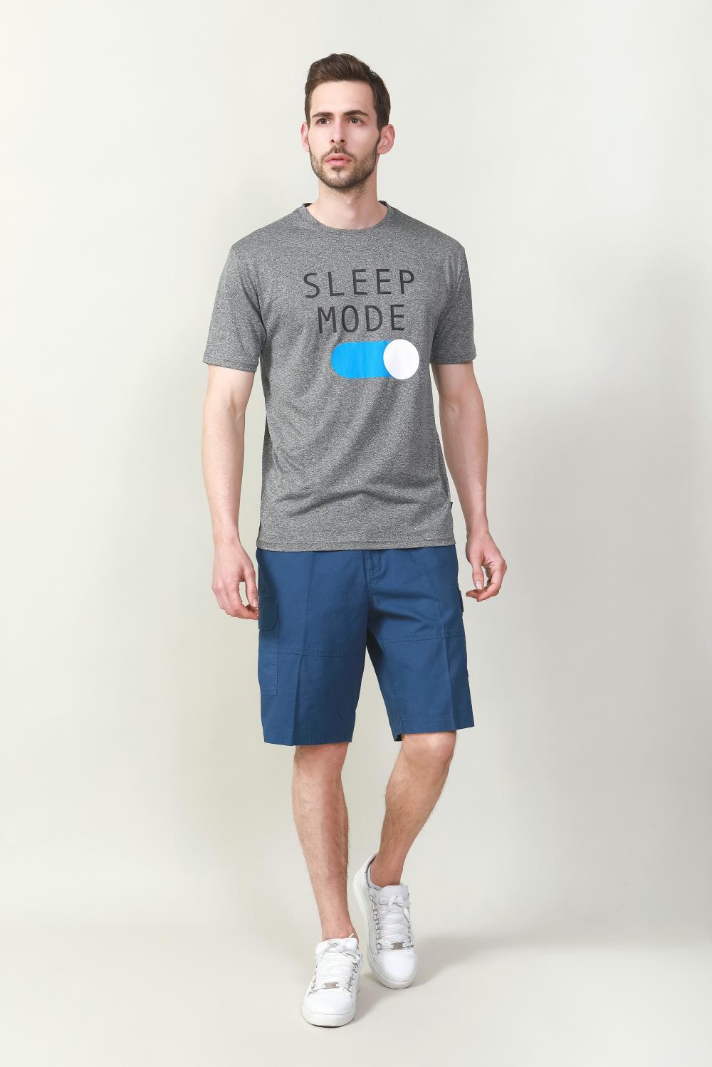 Men's cd yarn t-shirt