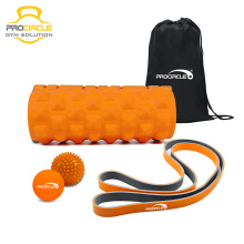 High Density Muscles Massage Foam Roller Set