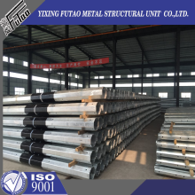 Low Cost for Galvanized Steel Electric Pole 14M Octagonal Electric Power Pole export to Italy Factories