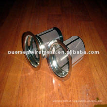 Fabricação de malha de arame de aço inoxidável 304L / 316L