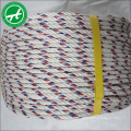 Haute résistance à l'usure 3 brins PP danline corde pour marine