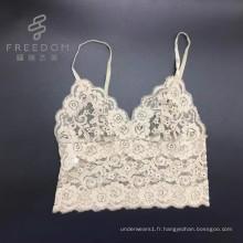 Transparent Érotique Sexy Set Fantaisie Fille No Panty Métal Sous-Vêtements Lait Tissu Et Lingerie Blanche Meilleure Qualité Lady Bra Lingerie