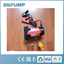 IP55 Battery pump for car Copper paint for electromagnetic wire using brass material