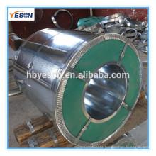 Painéis de aço galvanizado a quente bobinas de aço da aplicação de construção