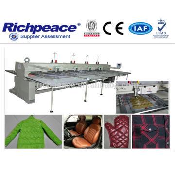 Richpeace Automatic Sewing Machine ----4 Sewing Heads