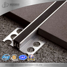 Neoprene Infill Tile Expansion Joint Profile