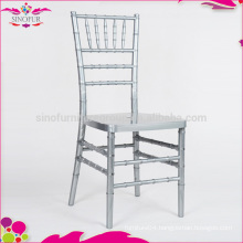 New Resin Chiavari Chair, sturdy and high cost