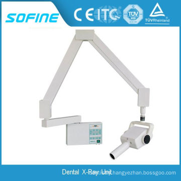 China Wall-Type Dental X-Ray Machine