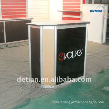 customized modular reception desk salon front desk furnture small reception counter