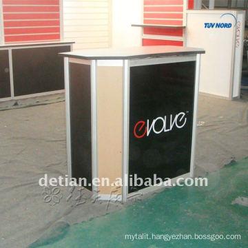 customized modular reception desk salon front desk furnture small reception counter