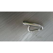 Grossiste crochet en aluminium avec forme de lampe de poche