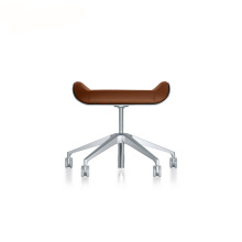 100% Original for Bar Stool High Chair Interstuhl Silver Conference Stool Chair supply to Indonesia Factories