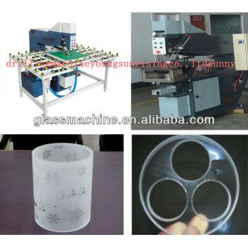YZ220 Glass Machine For Drilling Hole Machine