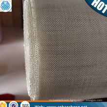 super fine filtration 100 mesh B10 cupro nickel alloy woven wire mesh