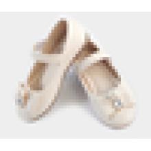 Vente en gros Chine Factory Ballerina Shoes for Kids Chaussures plates pour filles