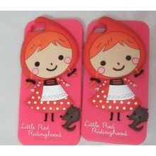 Fashion Cartoon Mobile Phone Case for iPhone (GZHY-PC-001)