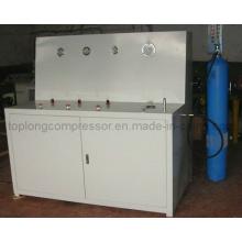 Oil Free Oilless Air Booster Gas Booster Bomba de llenado de compresor de alta presión (Tpds-25 / 3-40 200 Bar)
