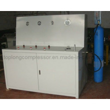 Oil Free Oilless Air Booster Gas Booster Bomba de enchimento do compressor de alta pressão (Tpds-25 / 3-40 200 Bar)