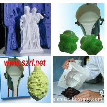 liquid silicone rubber for Plaster mould