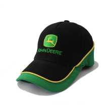 Heavy Brushed OEM Cap with Logo Embroidery