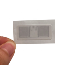 UHF RFID бумажная этикетка наклейка RFID Inlay