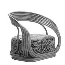 Modernes Design Wohnmöbel EVA Sessel