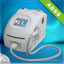 Nueva máquina portátil del retiro del pelo del laser del diodo