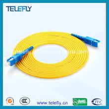 Sc-Sc, cable de conexión óptica de un solo modo
