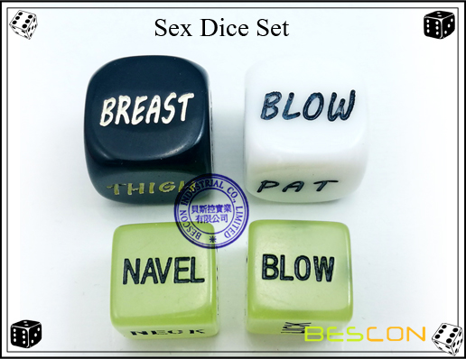 Sex Dice Set