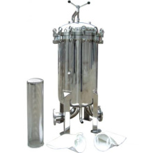 Cubierta de filtro de filtro líquido de alta calidad para el tratamiento de agua
