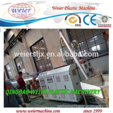 LOW PRICE OF Recycled PE material pipe extrusion line