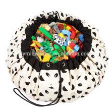 Bolsa de almacenamiento grande personalizada de juguete para niños