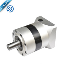 100: 1 ratio gearbox for small electric motor,3 stage speed reducer
