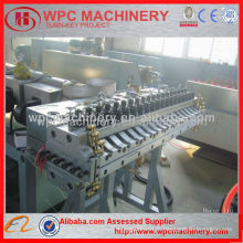 Pvc wpc mousse board machine / 1220mm