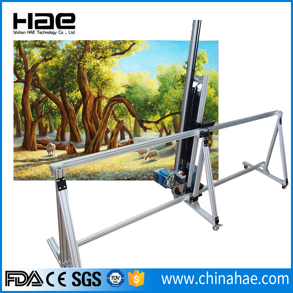 Wall Mural Printing Machine 3