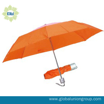 Advertising 2 Folding Function Umbrella