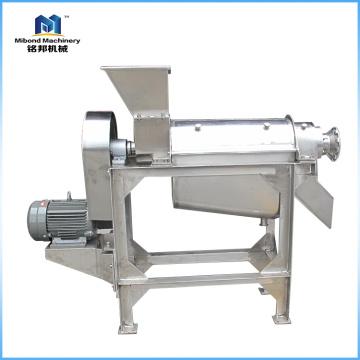 La fábrica proporciona excelentes máquinas de extracción del zumo de fruta del acero inoxidable del material 304