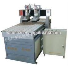 Máquina JK-6015 de la carpintería del ranurador del CNC
