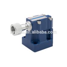 Linxin DB10 Válvula de alívio de pressão hidráulica para plataforma de perfuração hidráulica sem valas