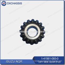 Genuine NQR 700P Diff Side Gear Z = 20: 16 1-41561-093-0