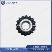 Genuine NQR 700P Diff Side Gear Z=20:16 1-41561-093-0