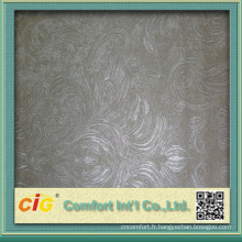 Mode nouvelle conception haute qualité supérieure mousse PVC cuir