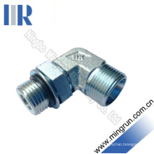 Metric / Un Unf Male Adapter with Adjustable End (1CO9-OG)