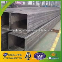 ASTM A106 seamless carbon steel square tube 70x70