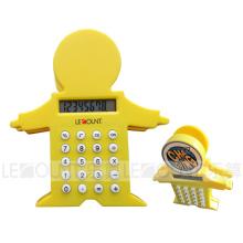 Bebé en forma de clip de regalo calculadora (LC698A)